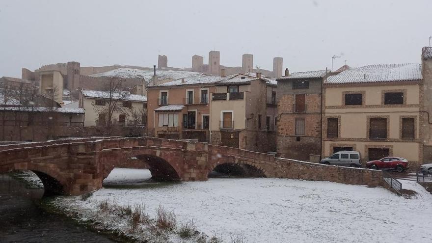 Dos pueblos de Teruel y Guadalajara anotan las mínimas más bajas en décadas