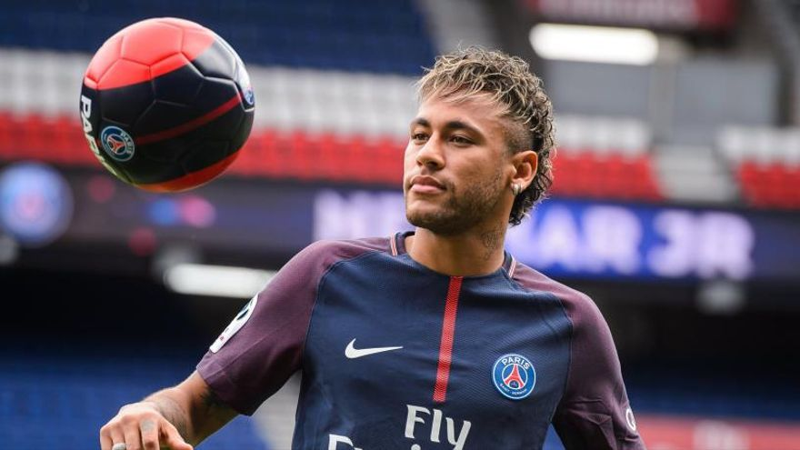Neymar, más cerca de volver a jugar en el Barcelona
