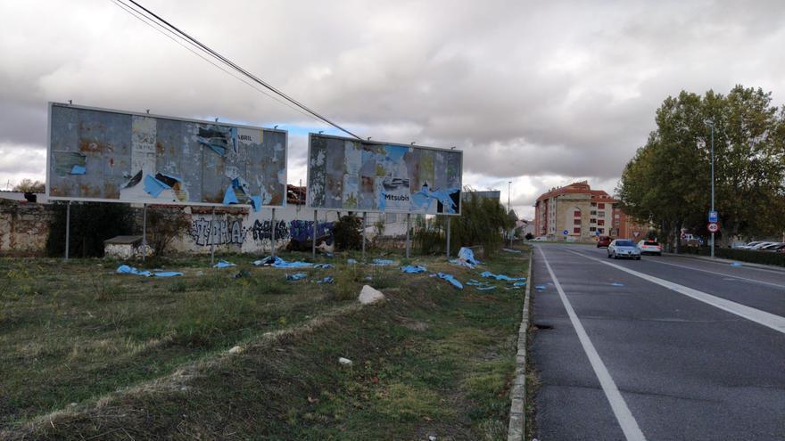 Este es el balance de daños del temporal Bárbara en Zamora