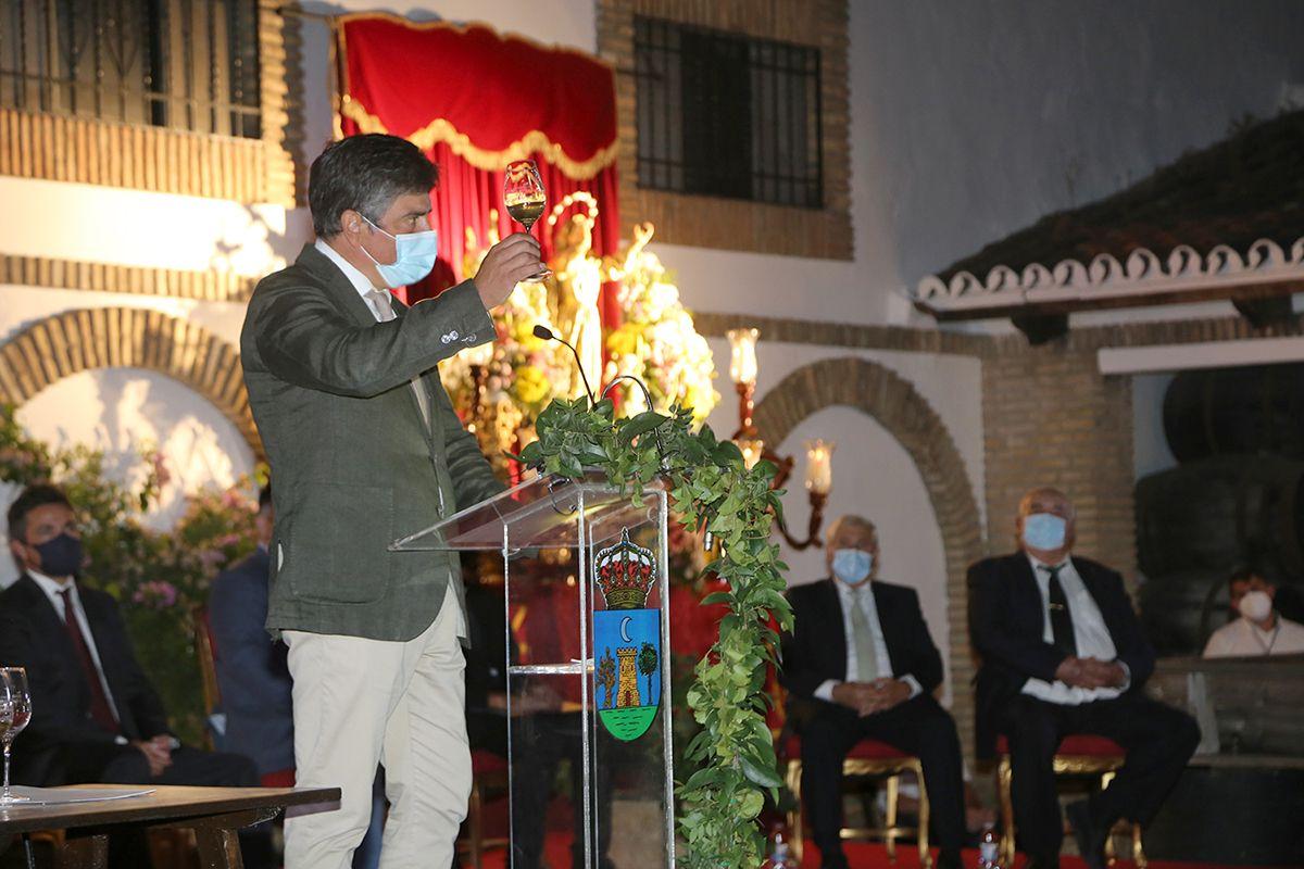 Diario Córdoba, Capataz de Honor de las Fiestas de la Vendimia