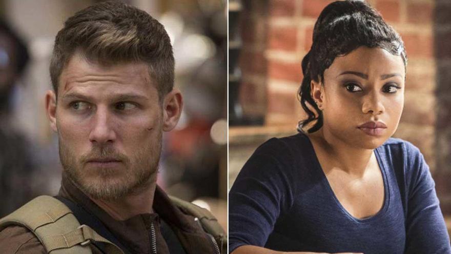 Travis Van Winkle y Shalita Grant se unen a la tercera temporada de 'You'