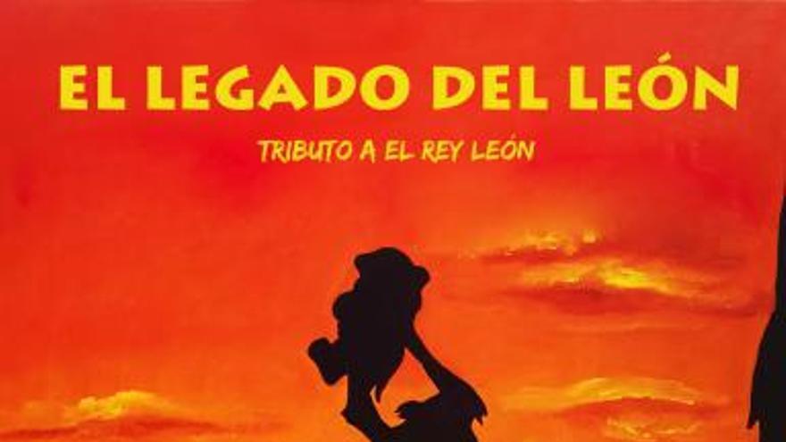 El Legado del León, Tributo al Rey León