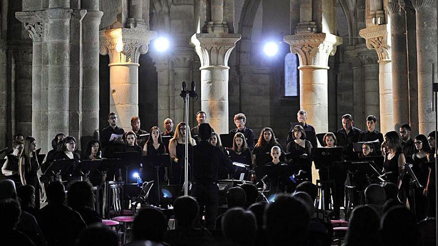 """Silleda será de nuevo sede del """"Tamara Brooks"""" de dirección de orquesta y coro"""