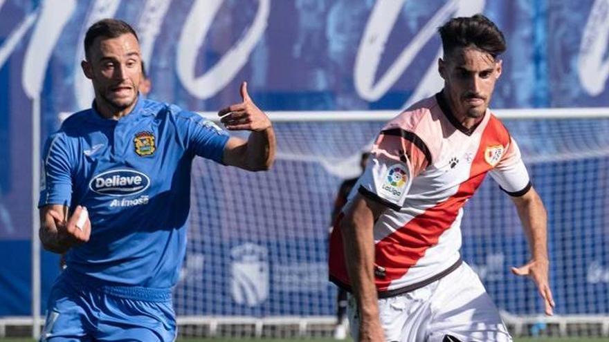 El mediocentro Pablo Clavería, nuevo fichaje del FC Cartagena