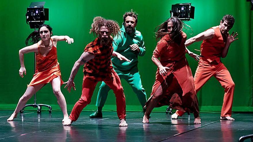 'Danza a escena' lleva cinco obras al Teatro Circo de Murcia
