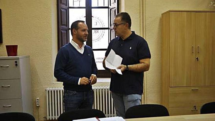 La Diputación financia el coste de Relaciones Laborales para que se mantenga en Zamora