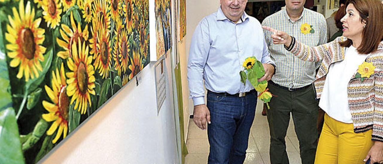 Milagros de Van Gogh en San Gregorio