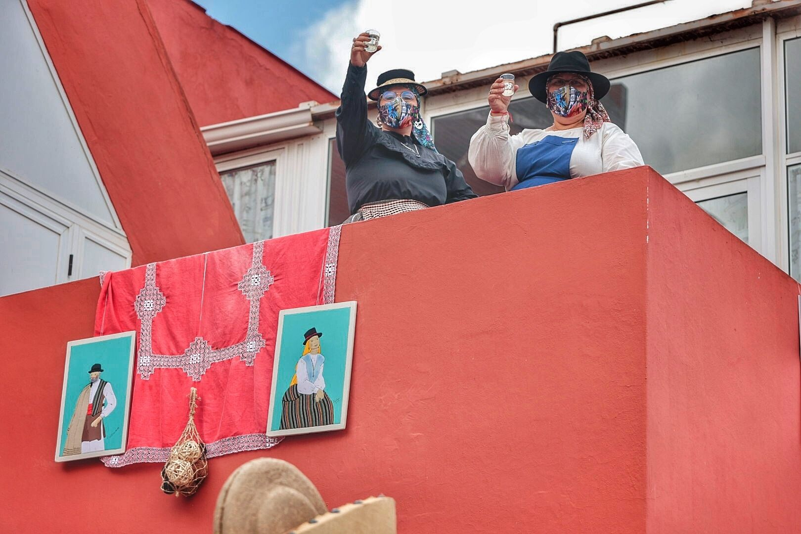 Fiestas de San Marcos en Tegueste