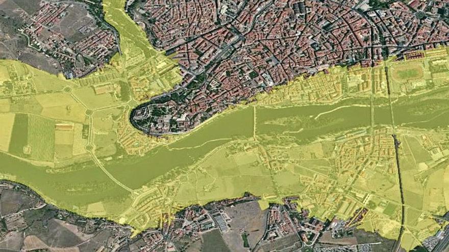 Mapa del año 2020: incremento de espacios en riesgo