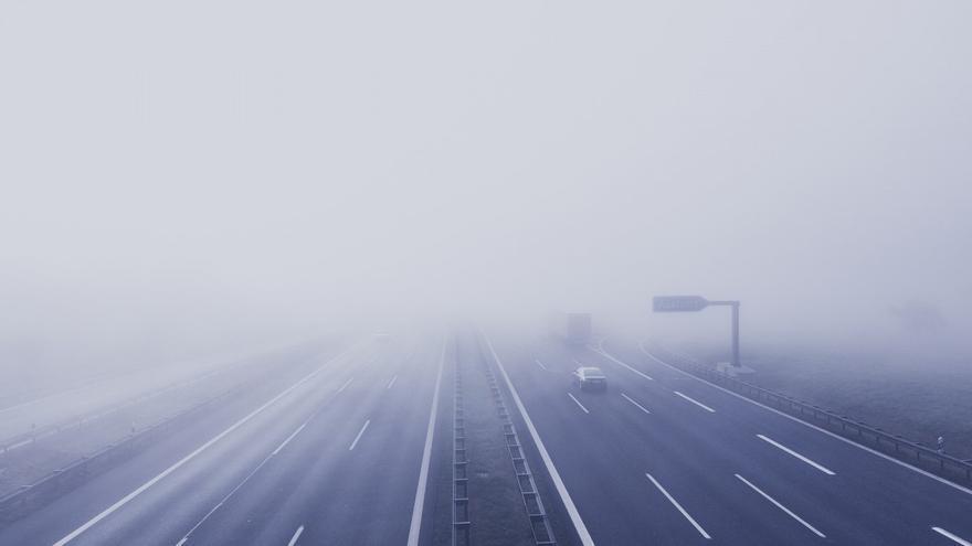 6 consejos para conducir con niebla