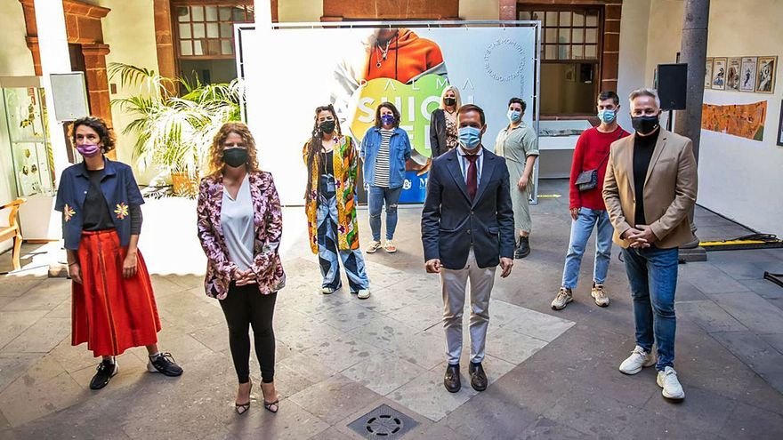 TVE promocionará la 'Fashion Week' de moda de La Palma a nivel nacional e internacional