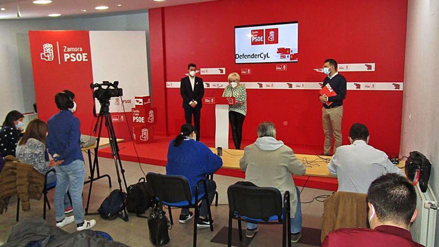 El PSOE denuncia el cierre durante un año de consultorios locales
