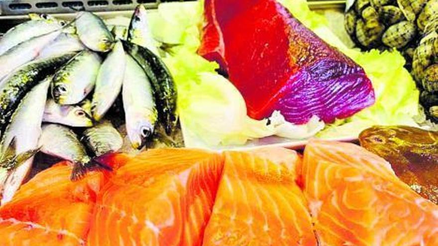 Consum de peix blau per reduir el risc d'Alzheimer