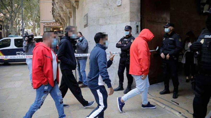 Operación Ludar: 72 acusados se enfrentan a penas de casi 500 años por narcotráfico en Palma