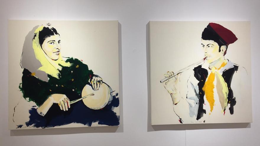 La exposición 'Baleàrics músics' se suma al programa de la Nit de l'Art