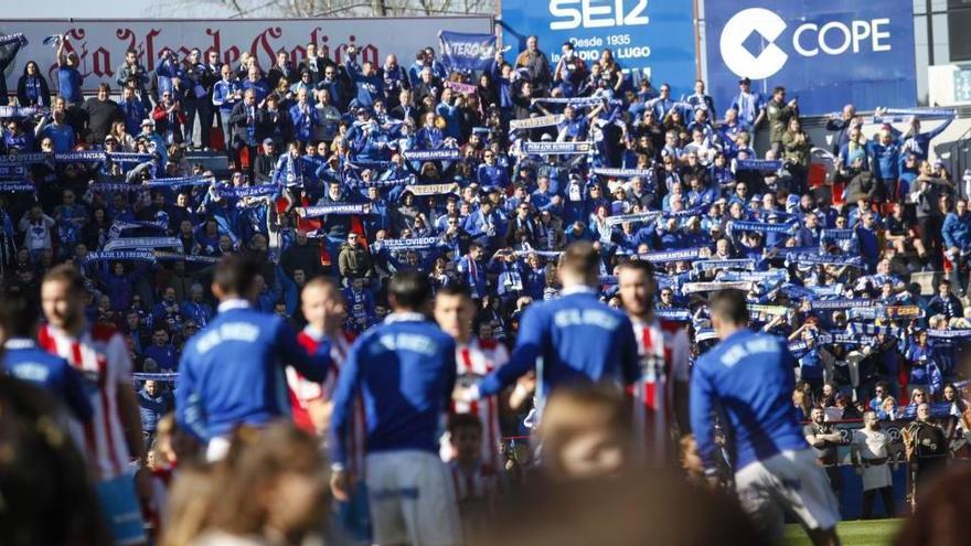 Cómo hemos cambiado: el Oviedo vuelve a Lugo, el inicio de la historia del Cuco