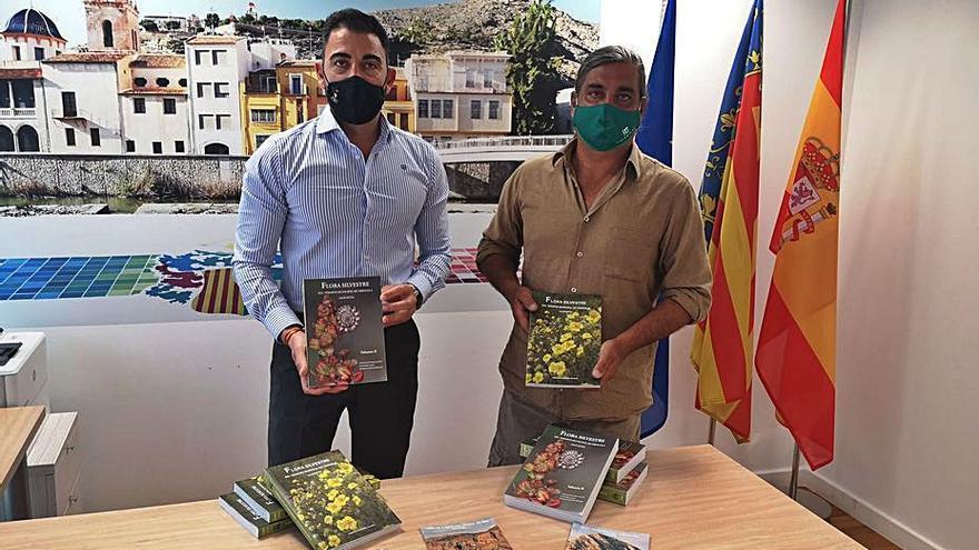 Orihuela edita guías de campo de La Glea, San Miguel y el Agudo