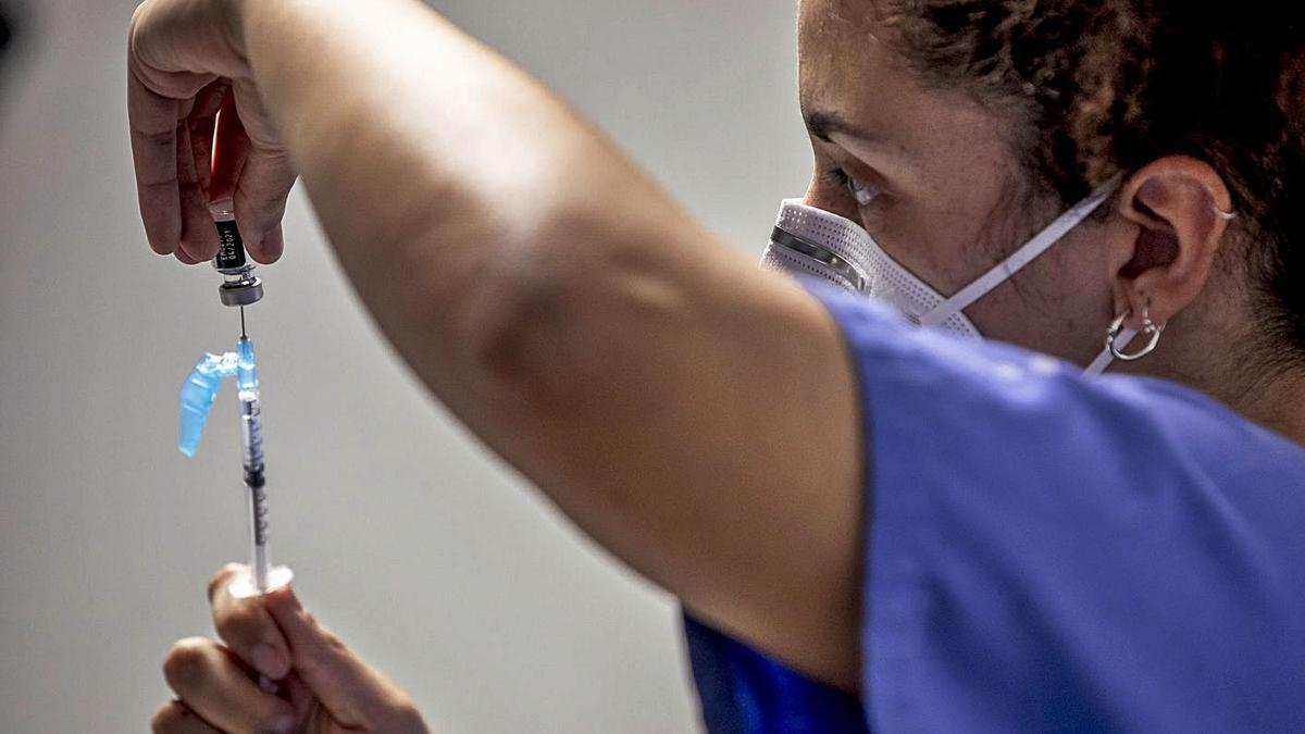 El Ministerio envía 5.850 nuevas vacunas Pfizer contra la covid a Mallorca