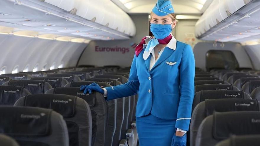 Mallorca-Flieger Eurowings verlängert Frist für gebührenfreie Umbuchung