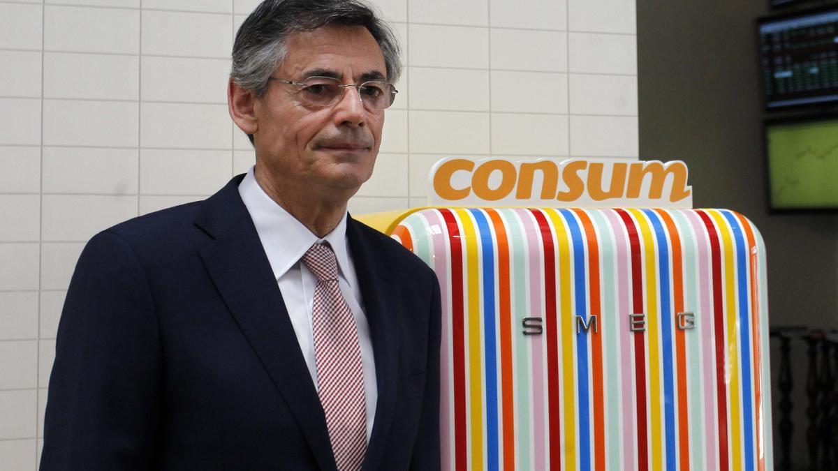 Juan Luis Durich, director general de Consum