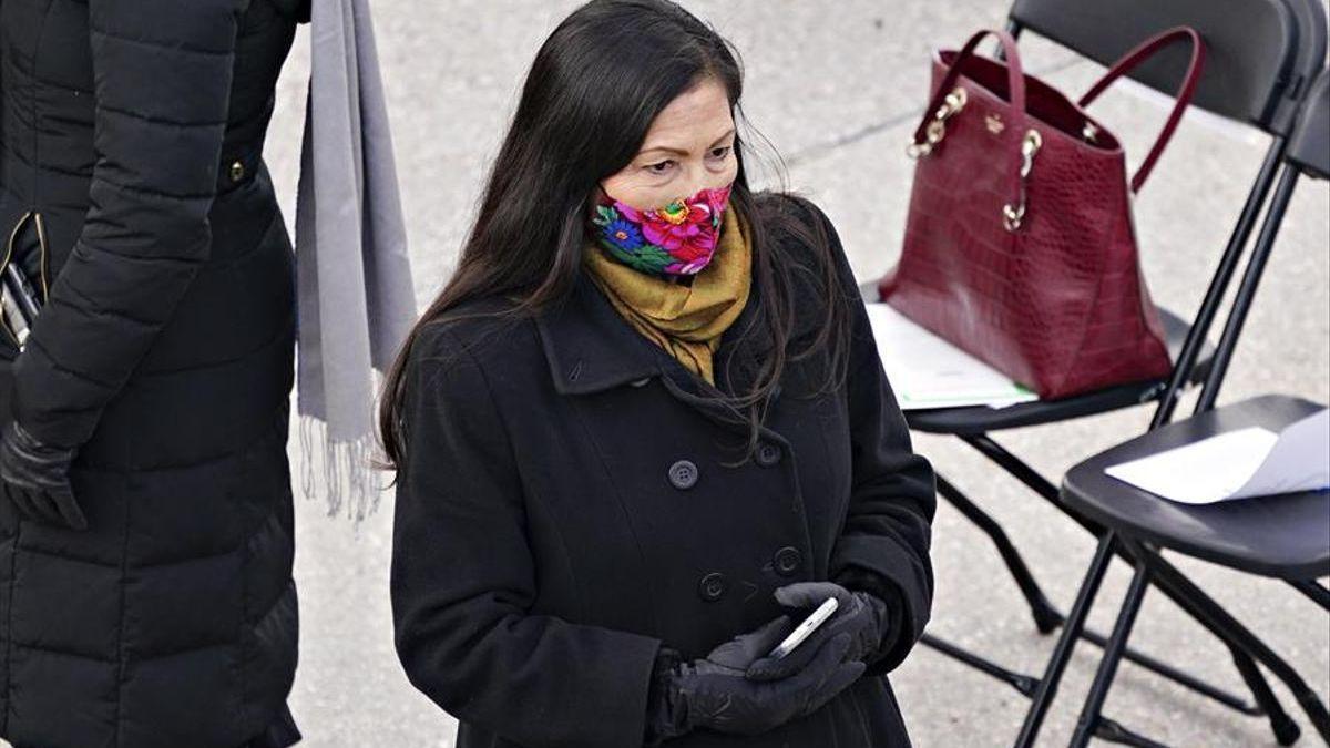El Senado de EEUU confirma por primera vez a una indígena como ministra