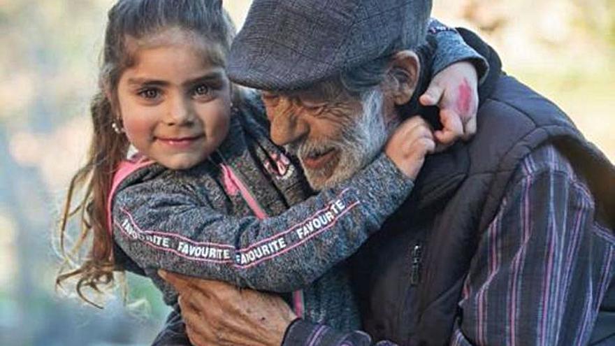Homenaje a los mayores en el Día Internacional del Pueblo Gitano