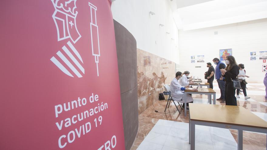 AstraZeneca envía esta semana la mitad de dosis previstas a la Comunidad Valenciana