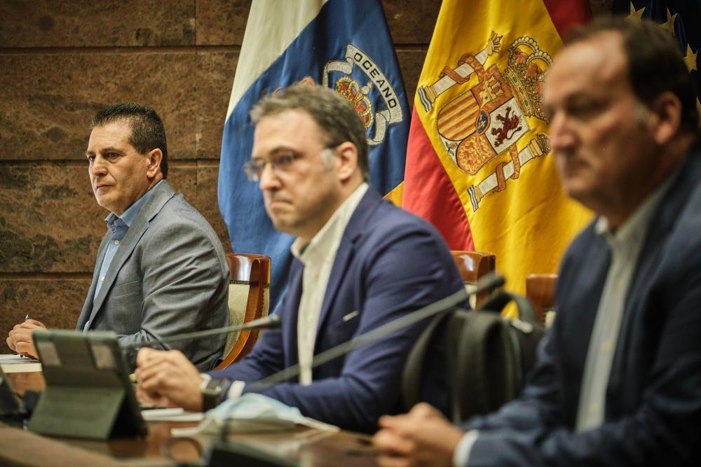 Comisión Parlamento Acción Exterior    03/06/2020   Fotógrafo: Andrés Gutiérrez Taberne