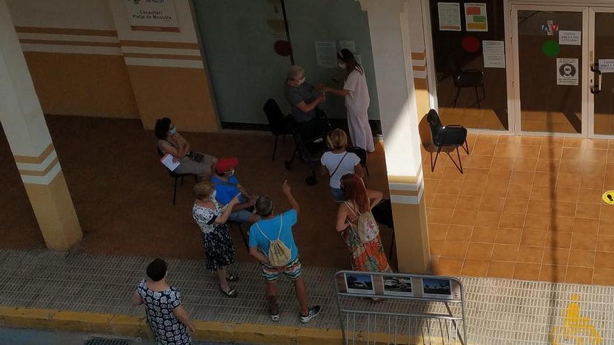 Moncofa exige abrir al 100% el consultorio de la playa