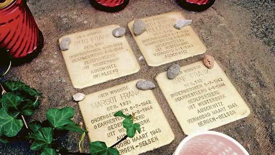Auch die Franco-Opfer auf Mallorca bekommen Stolpersteine