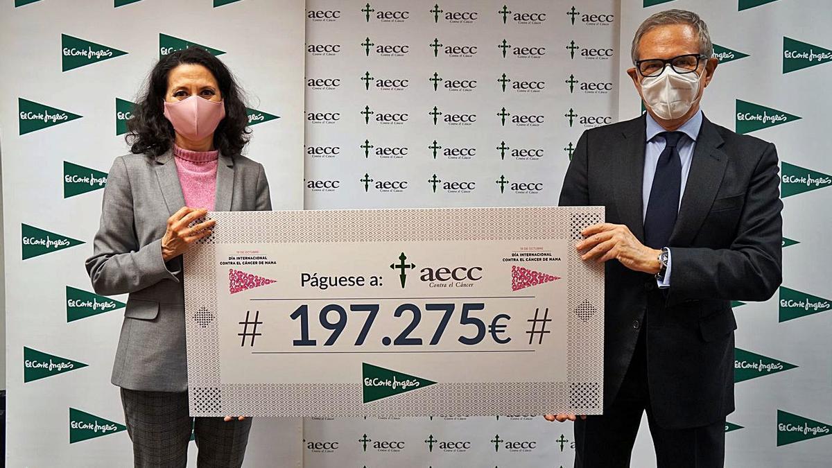 197.275 euros para tratar el cáncer   LP/DLP