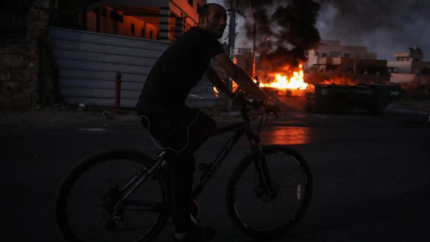 Más violencia en Gaza: al menos tres cohetes lanzados desde el sur del Líbano a Israel