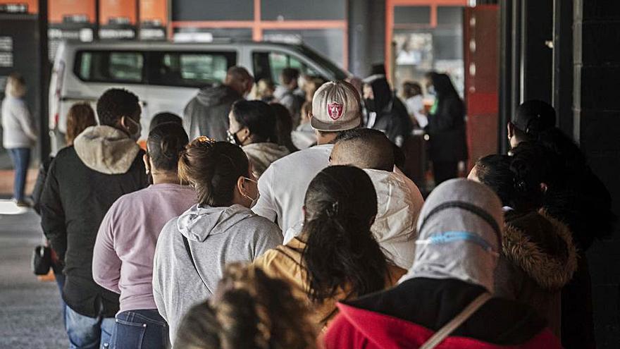 Casi 200.000 valencianos en pobreza severa no reciben ninguna ayuda