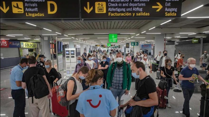 "25 internationale Flüge an Balearen-Flughäfen zur ""neuen Normalität"""