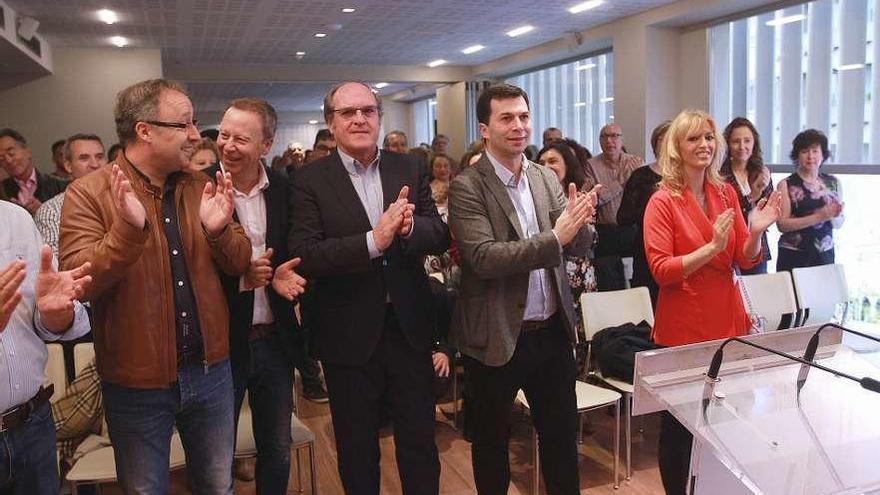 El PSdeG se ve fuerte para ganar y ve posible robar el tercer diputado al PP