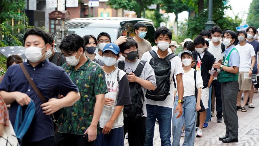 Japón refuerza su cuarto estado de emergencia ante el avance de la variante Delta