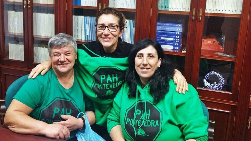 Más de 60 familias fueron desahuciadas en Pontevedra y comarca este 2020