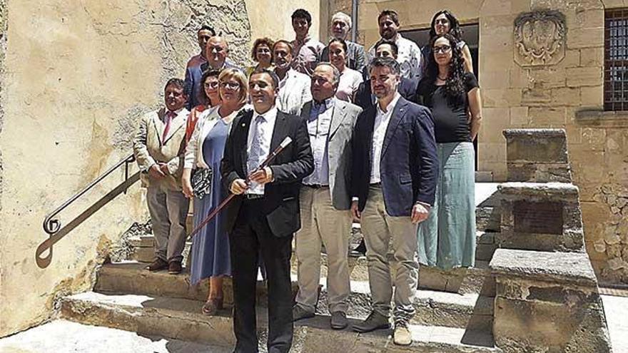 Nevado (UMP) será alcalde de Pollença el último año de la legislatura