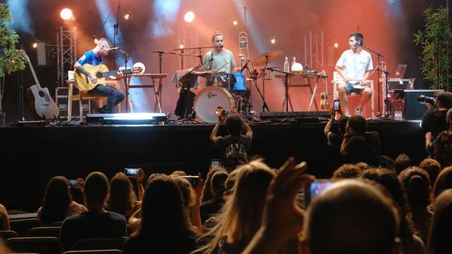 Comencen les Nits d'Acústica a Figueres