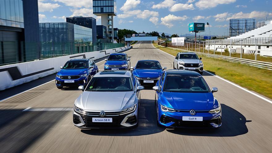 Volkswagen Golf R: sofisticación radical