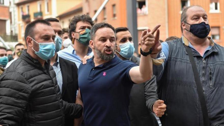 """Vox denunciará a """"Urkullu y sus secuaces"""" por los incidentes de Sestao"""