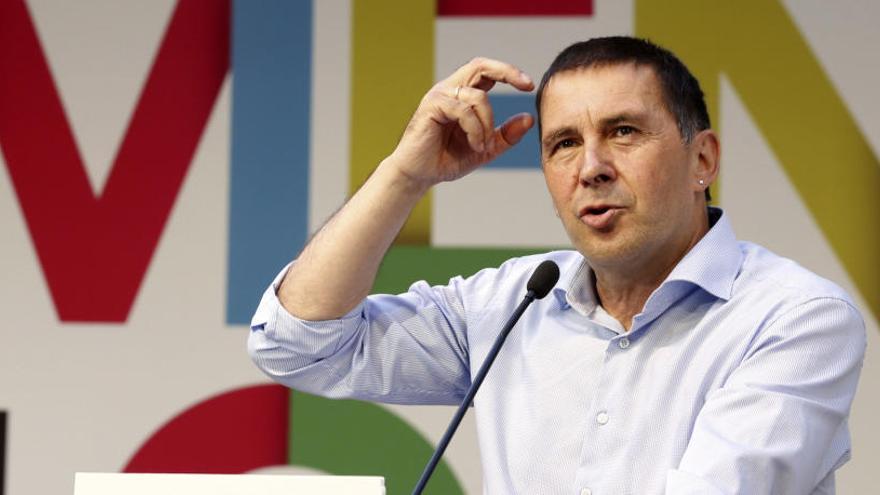"""PP, Cs y Vox ven """"inaceptable"""" que TVE entreviste este miércoles a Otegi"""