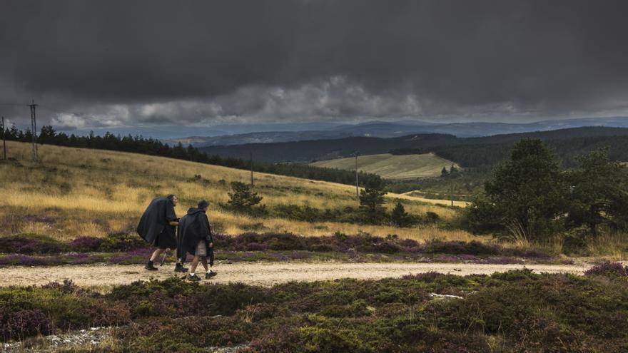 Donde el Camino se va de Asturias