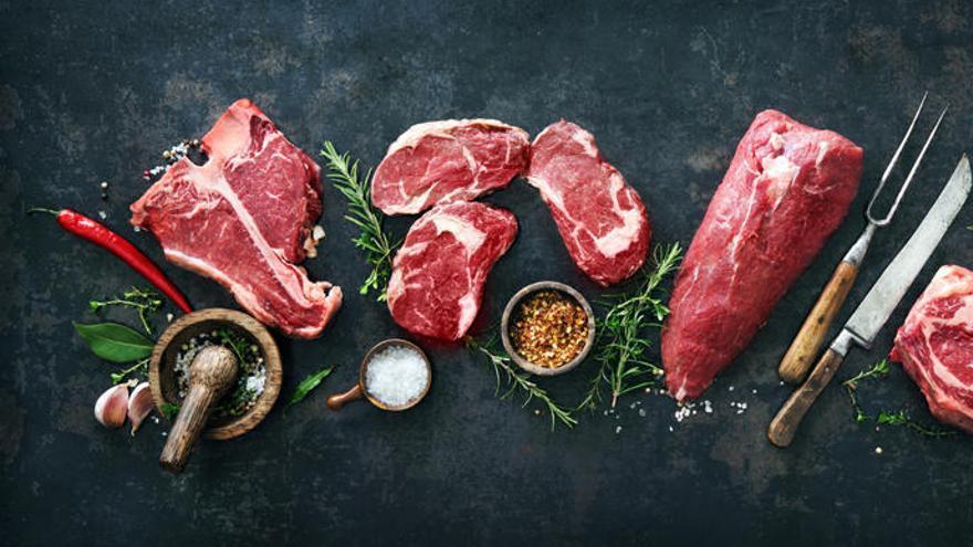 Eliminar la carne de la dieta aumenta el riesgo de fracturas