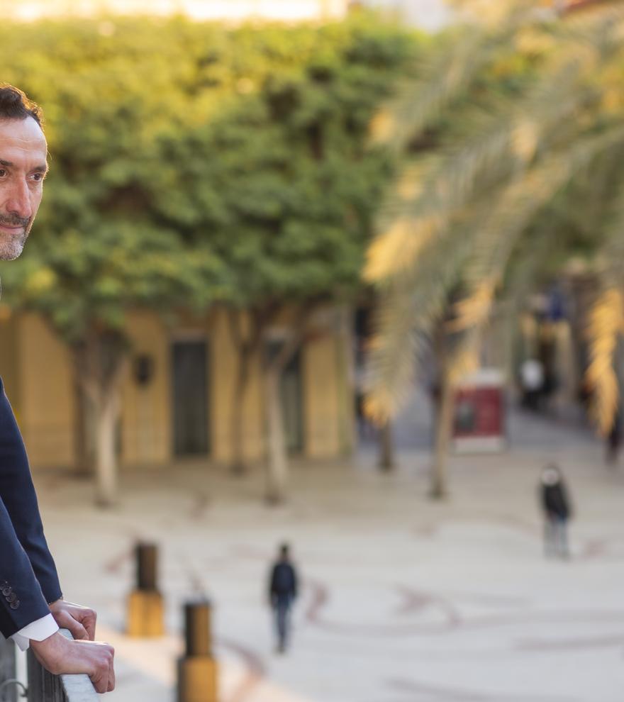 """""""La peatonalización supone recuperar la vida y el comercio del Centro Histórico de Elche"""""""