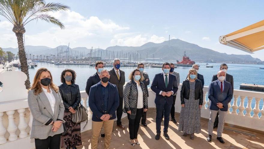 Cartagena defiende los 'grupos burbuja' para la vuelta de los cruceros