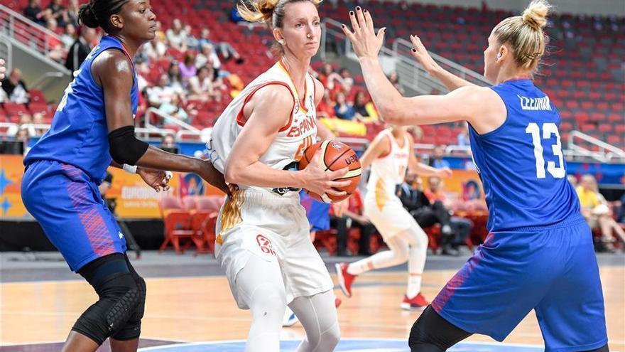 España suma y sigue en el Eurobasket femenino