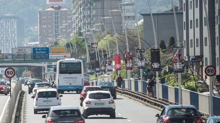Tráfico prevé unos 650.000 desplazamientos en el puente del 1 de mayo