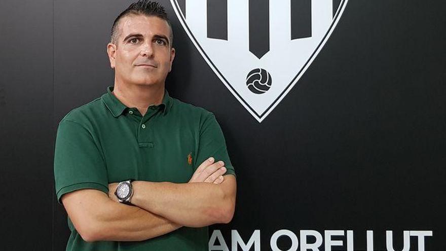 David Gutiérrez, nuevo entrenador del Castellón