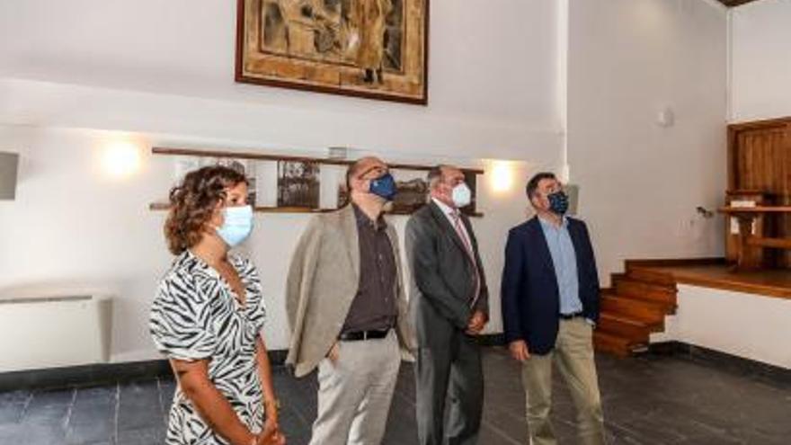 50 anos da Casa Museo de Rosalía que reformará o seu auditorio en dous anos